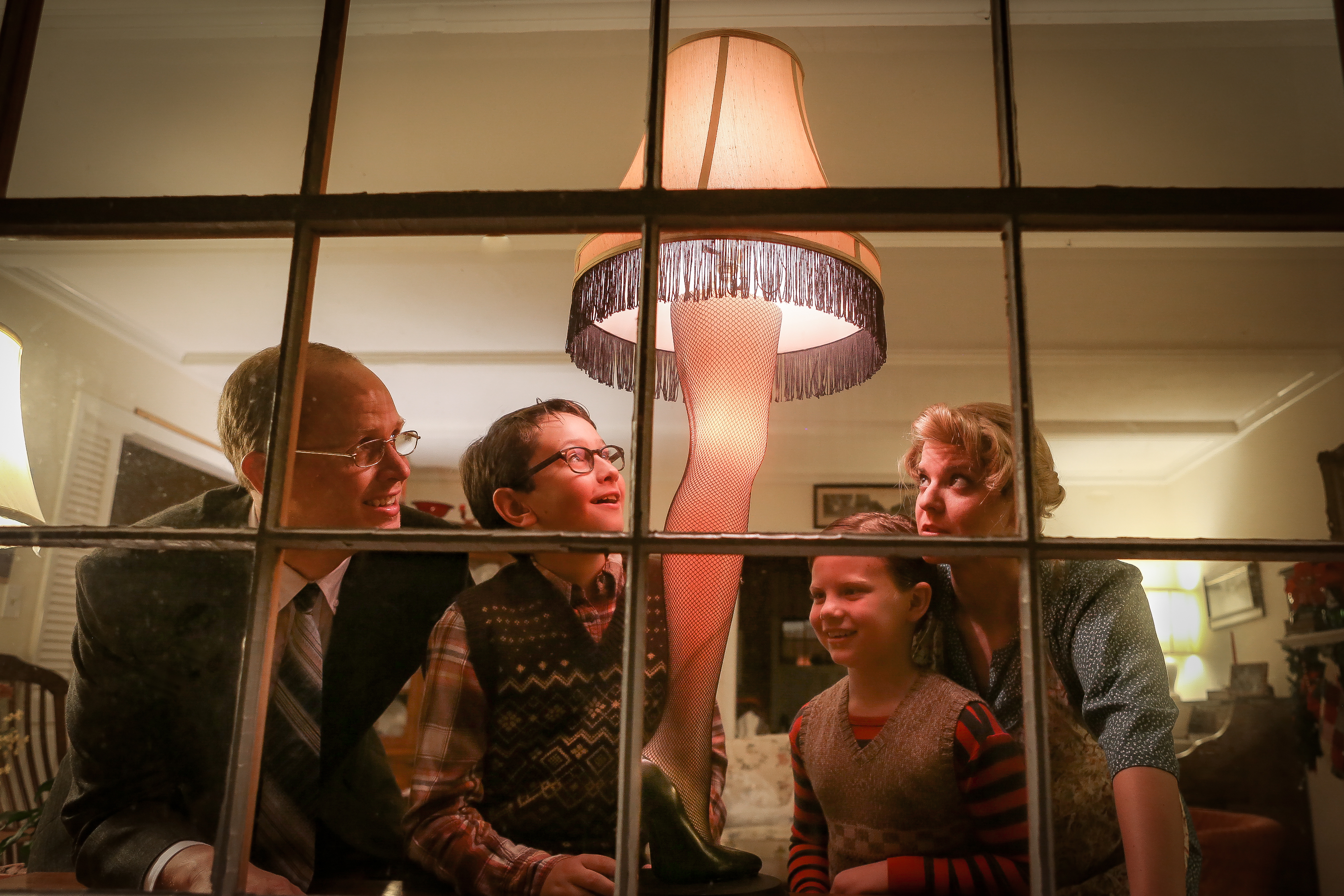 A Christmas Story Musical.A Christmas Story The Musical Four County Players